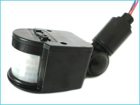 Plafoniere Con Sensore Di Presenza : Ricambio sensore di movimento infrarossi faro led